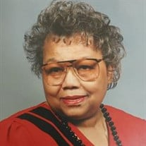 "Mrs. Jerneice ""Red""  Ledbetter"