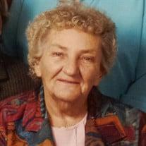 Mrs. Julia Doris Moss Jones