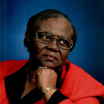 Mrs. Willie Lee Bellamy