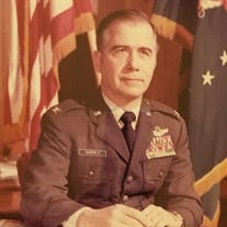 Colonel Norris Miller Overly