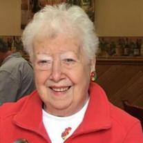 Mrs. Jean V. Myers