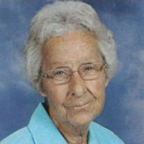 Hazel Jeanette Patrick