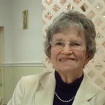 Betty Statham Lear