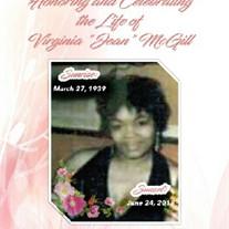 Virginia McGill