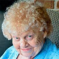 Patricia Mae Robinson
