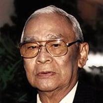 Santiago Halog Dacanay Sr.