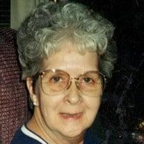 Wanda Lou Watson Henderson