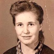 Mrs. Essie Mary Martin Brown