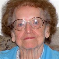 Cecilia Ruby Tate