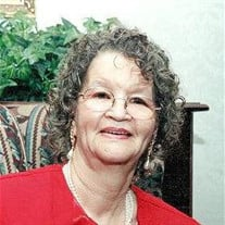 Mrs. Mary Thompkins Taylor