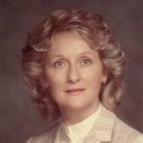 Frances Ann Colston Robinson