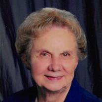 Mrs. Audrey H. Streit