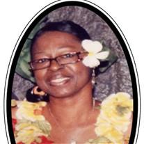 Mrs. Brenda Dean Geiger
