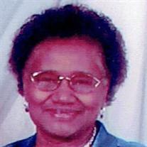 Mrs. Bertha  Mae Berryman Hampton
