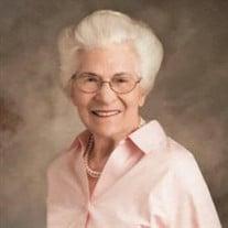 Martha Facer Proctor Flandro