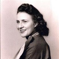 Mary Ann Zubeck