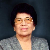 Marcelina Clark Peru