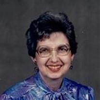 Audrey June Metzger