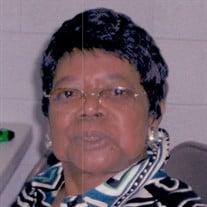 Mrs. Hattie Warner O'Neal