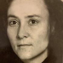 Mrs Olive Aneita Taylor