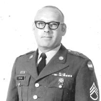 SFC James William Ryan, Jr. ( US Army Ret.)
