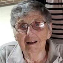 Vernie Elnora Cline