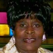 Mrs. Geraldine Johnson