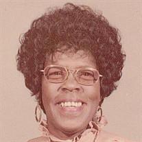 Orlean Annie Hilliard Richardson