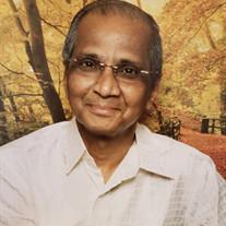 Ramanlal Mangaldas Patel