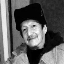 """Erwin """"Huesito"""" Rolando Lopez"""