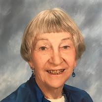 """Mrs. Geraldine """"Gerry"""" H. Whiton"""