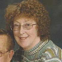 Claudia May Serrill