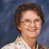 Mrs. Willie Grace Rochester Barton