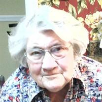 Mrs. Elizabeth  Josephine  English