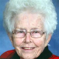 Virginia M Peck