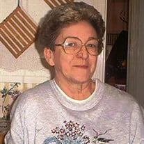 Betty Ann Johnston