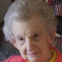 Mrs. Marjorie Howe