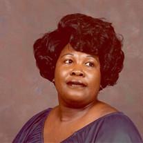 MS. CORA MAE THOMAS