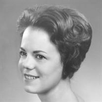 June Patricia Blandenburg Kinard