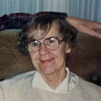 Hildegard Anna Auguste Costello (née Dreier)