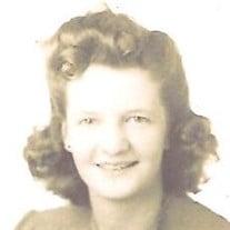 Mrs. Marguerite Ogden