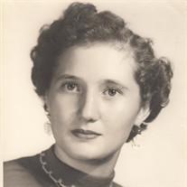 Flora  Lee Cotton