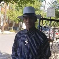 """Luis F. """"Pop Pop"""" Medina"""