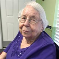 Geraldine H. Eubanks