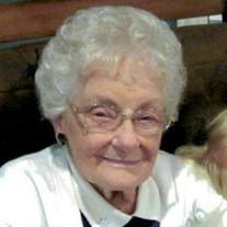 Doris Marie Hetherington