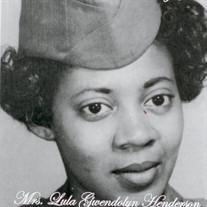 Lula Henderson