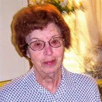 Gladys Jean Humphrey