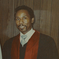 Rev. Robert Titus Hodges