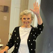 Mrs. Patricia Burrell Hill