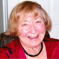 Mrs. Irma Frieda Lengyel
